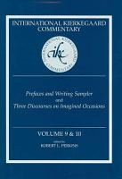 Prefaces and Writing Sampler PDF