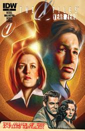 The X-Files: Year Zero #1