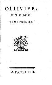 Ollivier: poème, Volume2
