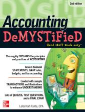 Accounting DeMYSTiFieD, 2nd Edition: Edition 2