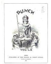 Punch: Volume 60