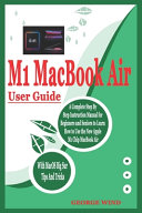 M1 Macbook Air User Guide