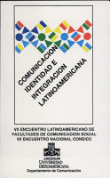 Comunicaci  n  identidad e integraci  n latinoamericana PDF