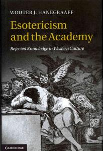 Esotericism and the Academy PDF