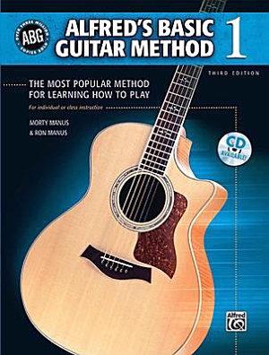 Alfred's Basic Guitar Method 1