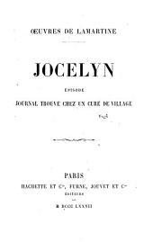 Jocelyn, épisode: journal trouvé chez un curé de village