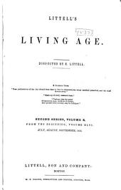 The Living Age ...: Volume 46