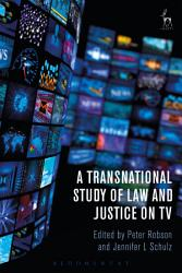A Transnational Study Of Law And Justice On Tv Book PDF