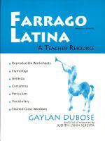 Farrago Latina PDF