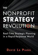 The Nonprofit Strategy Revolution PDF