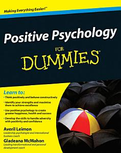 Positive Psychology For Dummies Book