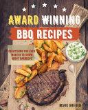 Award Winning BBQ Recipes