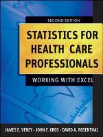 Statistics for Health Care Professionals PDF
