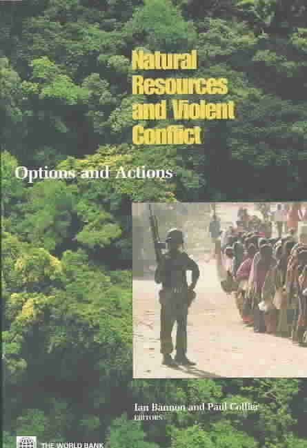 Natural Resources and Violent Conflict
