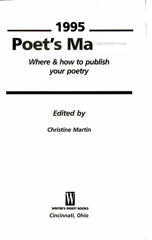 Poet s Market  1995