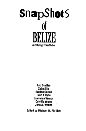 Snapshots of Belize PDF