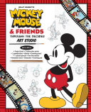 Disney Mickey Mouse   Friends Through the Decades Art Studio PDF