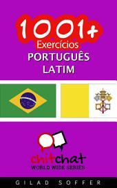 1001+ Exercícios Português - Latim