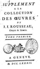 Collection complète des oeuvres: Volume 25