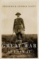 The Great War as I Saw It PDF