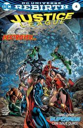 Justice League (2016-) #4