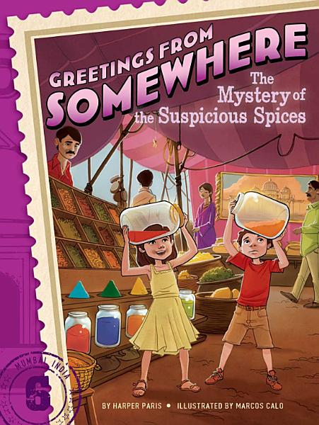 Download The Mystery of the Suspicious Spices Book