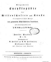 Allgemeine Encyklopädie der Wissenschaften und Künste: in alphabetischer Folge. ¬Section ¬2, H - N ; Theil 7, Herpestes - Hibiscus. 2,7