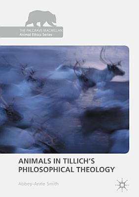 Animals in Tillich s Philosophical Theology