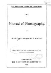 The Manual of Phonography