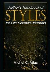 Author s Handbook of Styles for Life Science Journals PDF