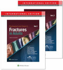 Rockwood and Green s Fractures in Adults  International Edition  2 Volume PDF