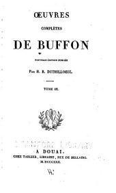 Oeuvres complètes de Buffon: De l'homme