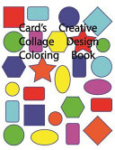 Card's Creative Collage Design Coloring Book