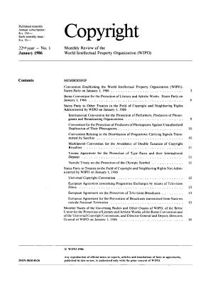 Copyright PDF