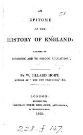 An epitome of the history of England