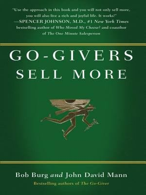 Go Givers Sell More PDF