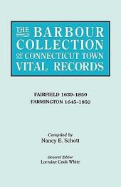 Barbour Collection of Connecticut Town Vital Records