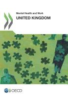 Mental Health and Work  United Kingdom PDF