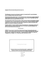 Boating Information PDF