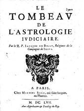 Le tombeau de l'astrologie judiciaire