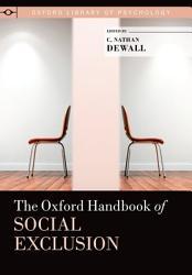 The Oxford Handbook of Social Exclusion PDF