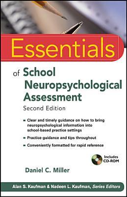 Essentials of School Neuropsychological Assessment PDF