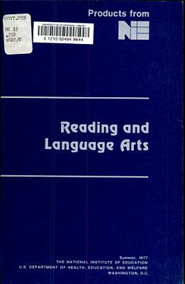 Reading and Language Arts PDF