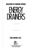Energy Drainers  Energy Gainers PDF