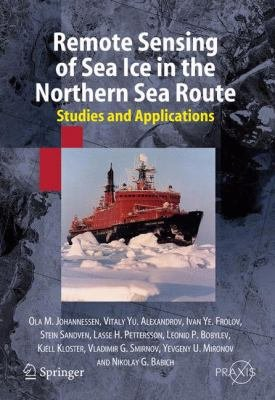 Remote Sensing of Sea Ice in the Northern Sea Route PDF