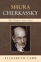 Shura Cherkassky PDF