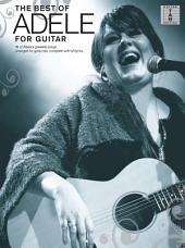 Best of Adele (Guitar TAB)