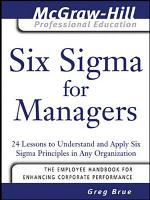 Six Sigma for Managers PDF