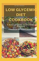 Low Glycemic Diet Cookbook PDF