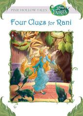 Disney Fairies: Four Clues for Rani